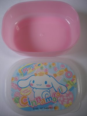 Cinnamoroll Snack Bento Boxes set/2