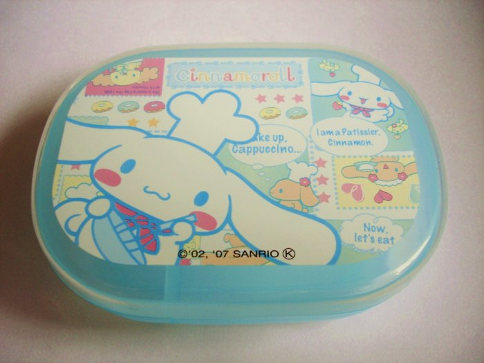 Sanrio Cinnamoroll Snack Size Bento