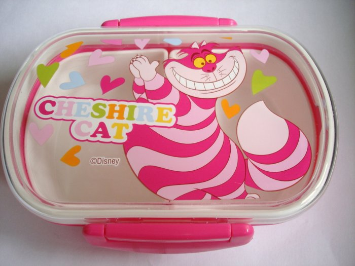 Disney Cheshire Cat One Tier Bento Box