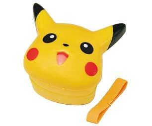 Pokemon Pikachu Shaped Bento Box