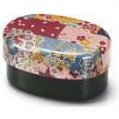 Hakoya 2 tier floral bento box