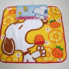 Snoopy Orange Oshibori