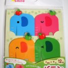 Sunny Style Elephant Bento Dividers