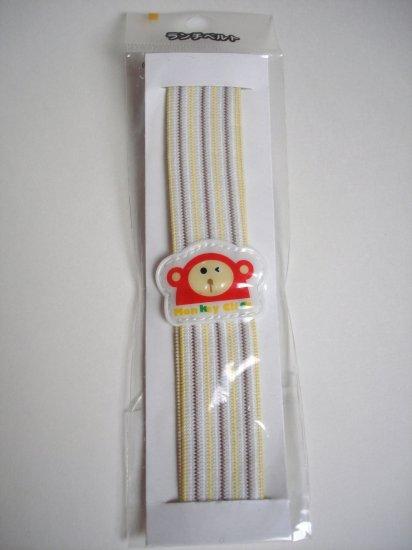 Mink Monkey Elastic Bento Belt