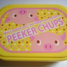 Peeker Chups One Tier Pig Bento Box