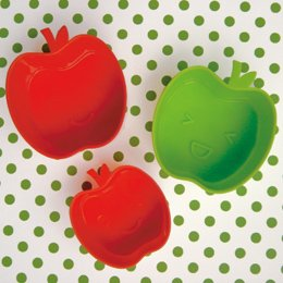 Shinzi Katoh designed Apple Divider Cups