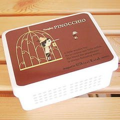 Shinzi Katoh Pinnochio Sandwich Bento Box
