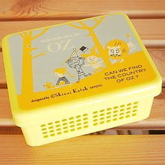 Shinzi Katoh Wizard of Oz Sandwich Bento Box