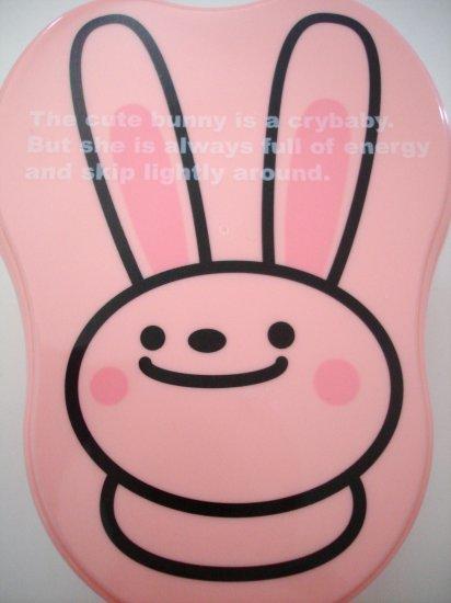 Cute Bunny One Tier Bento