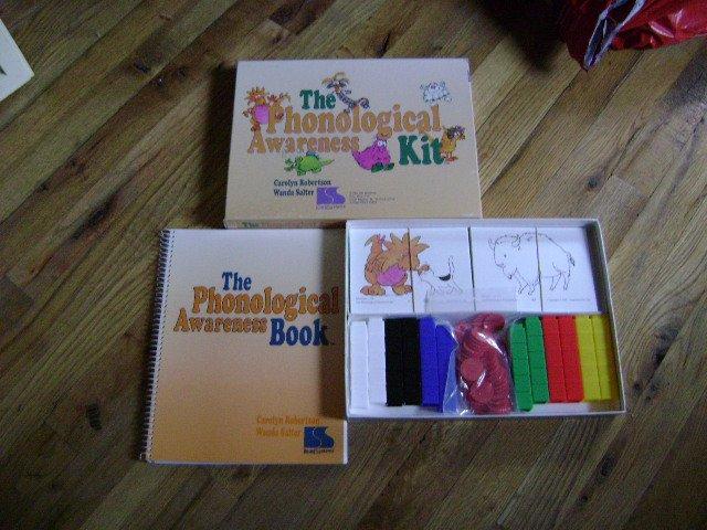 The Phonological Awareness Kit NIP pre-reading/spelling