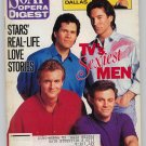 Soap Opera Digest Magazine 6 26 90 TV's Sexiest Men A Martinez Drake Hogestyn T Rogers D Davidson