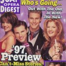 Soap Opera Digest magazine 1 14 97 Lisa Rinna Austin Peck