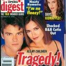 Soap Opera Digest  Magazine 10 22 2002 Josh Duhamel Rebecca Budig