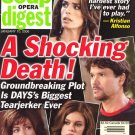 Soap Opera Digest 1 10 2006 A shocking death! sad story Jan 10 2006