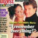 Soap Opera Digest 11 19 2002 Eva La Rue John Callahan  Magazine Magazines
