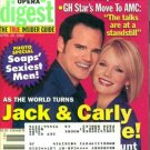 Soap Opera Digest 4 30 2002 Michael Park Maura West