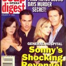 Soap Opera Digest 1 27 2004 Kelly Monaco Ted King