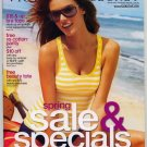 Victoria's Secret Lingerie Clothing Catalog Spring  Sale Specials 2008  Vol 1