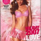 Victoria's Secret Lingerie Clothing 2007 Holiday Christmas Catalog  Vol 2