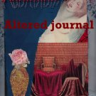 Altered Composition Journal OOAK Nude woman bathing Journals