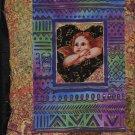Altered Composition Journal OOAK Framed Angel Journals