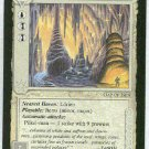 Middle Earth Glittering Caves Wizards Uncommon Game Card