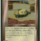 Middle Earth Magic Ring Of Lore Uncommon Game Card