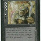 Middle Earth Orc-lieutenant Wizards Uncommon Game Card