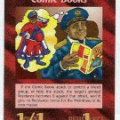 Illuminati Comic Books New World Order Game Trading Card