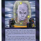 Illuminati Head In A Jar New World Order Game Trading Card