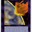 Illuminati Meteor Strike New World Order Game Trading Card