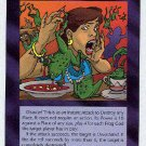 Illuminati Rain Of Frogs New World Order Game Trading Card
