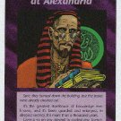 Illuminati The Library At Alexandria NWO Game Trading Card