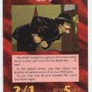 Illuminati MI-5 New World Order Game Trading Card