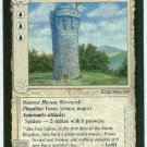Middle Earth Ruined Signal Tower Wizards Fixed Game Card