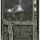 Terminator CCG Mobile Assault Unit Uncommon Game Card