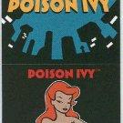 Batman Robin Adventures #P5 Pop-Up Chase Card Poison Ivy