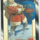 Coca Cola Sprint Fon 96 #17 $1 Phone Card Santa