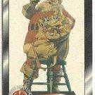Coca Cola Sprint Fon 96 #18 $1 Phone Card Santa