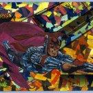 Deathwatch #BC13 Prism Foil Card Armor's Foolish Rage