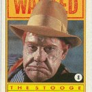 Dick Tracy Movie #8 Sticker Puzzle Chase Card The Stooge