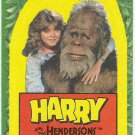 Harry And The Hendersons #12 Puzzle Sticker Chase Card