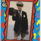 In Living Color 1992 #3 Puzzle Sticker Trading Card