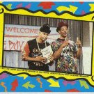 In Living Color 1992 #7 Puzzle Sticker Trading Card