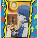 In Living Color 1992 #9 Puzzle Sticker Trading Card