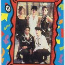In Living Color 1992 #11 Puzzle Sticker Trading Card