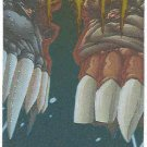 Pitt 1995 Intrepid Ashcan Cover #C13 Foil Embossed Card