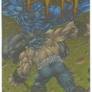 Pitt 1995 Intrepid Ashcan Cover #C17 Foil Embossed Card