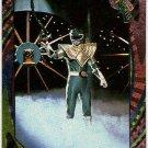 Power Rangers Series 2 #96 Rainbow Foil The Green Ranger