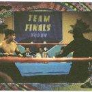 Power Rangers Series 2 #108 Rainbow Foil Card Ninja Finals